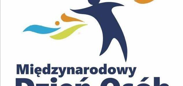 3 grudnia  Międzynarodowy Dzień Osób Niepełnosprawnych