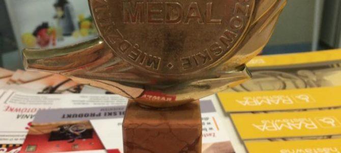 Rampa nastawna otrzymała Złoty Medal Podkarpackiego Rynku Budowlanego