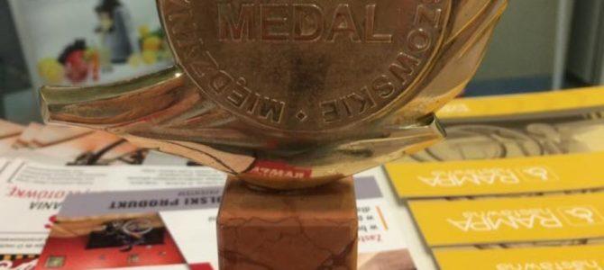 Złoty medal dla rampy nastawnej – wynalazku PRz na 22. Targach Budownictwa w Rzeszowie