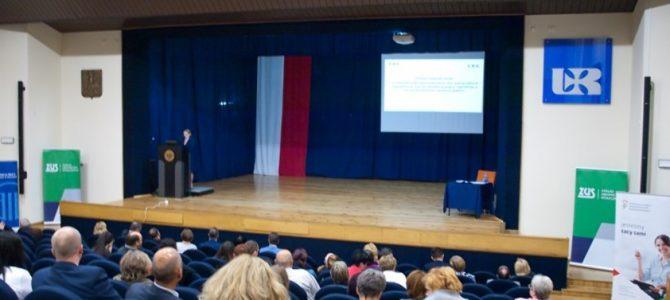 """Ogólnopolska Konferencja """"(Nie)pełnosprawny w pracy i biznesie"""" w Rzeszowie"""