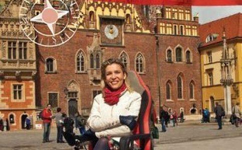 500 tras turystycznych dla osób niepełnosprawnych w przewodniku