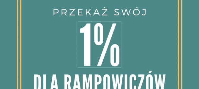 Przekaż swój 1% na Rampowiczów!