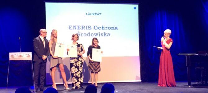 ENERIS Ochrona Środowiska konkurs Dobroczyńcą Roku 2017
