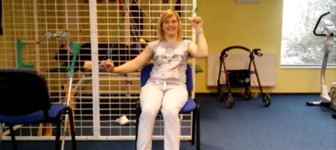 Ćwiczymy z Kasią – skuteczna rehabilitacja!