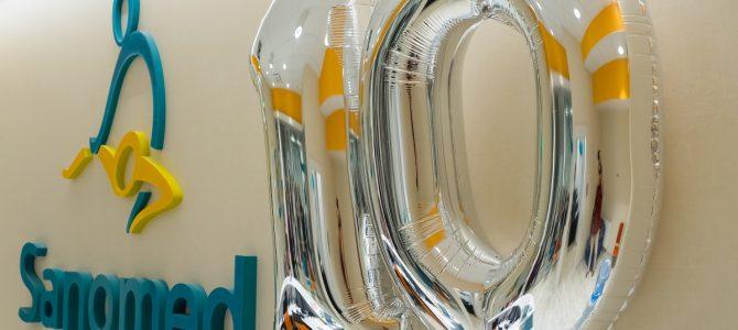 Centrum Rehabilitacji Sanomed świętuje 10-lecie