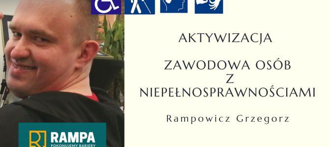 Niepełnosprawni na rynku pracy – opinia Rampowicza Grzegorza