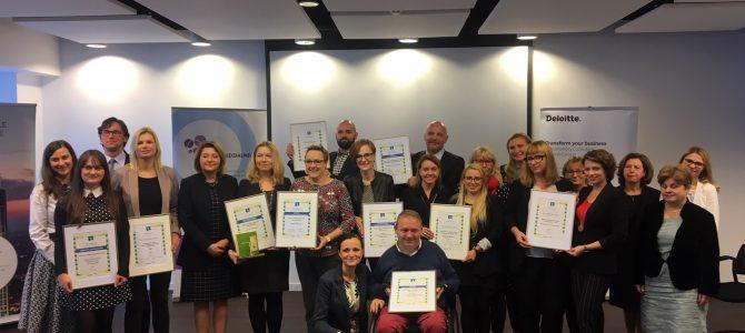 W 12. edycji Konkursu Raporty Społeczne dwie nagrody dla Fundacji PODAJ DALEJ