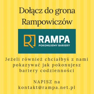 Dołącz do grona Rampowiczów