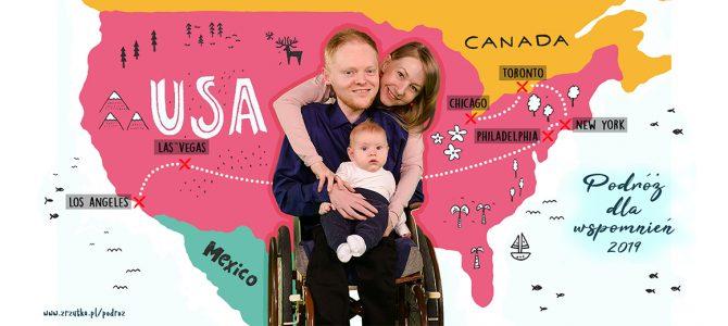 Podróż dla wspomnień! Łukasz Krasoń – projekt podróży rodzinnej!