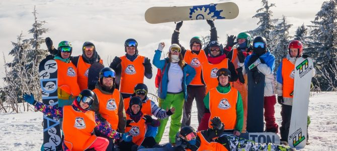 Aktywnie na snowboardzie – relacja z Adaptive Snow Camp 2019