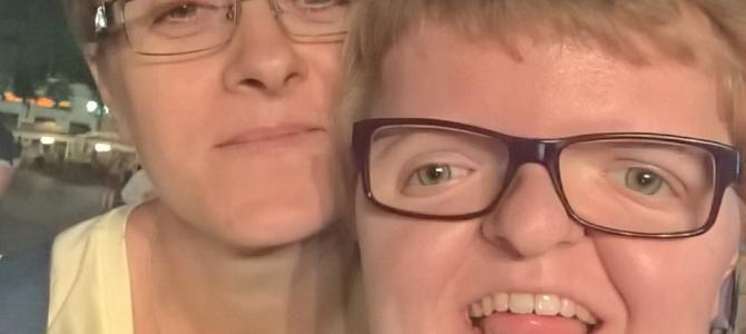 Rodzice osób niepełnosprawnych zawsze się wspierają