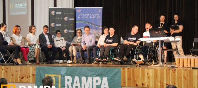 Rampowiczka Dorota o związku, uczuciach osób z niepełnosprawnościami