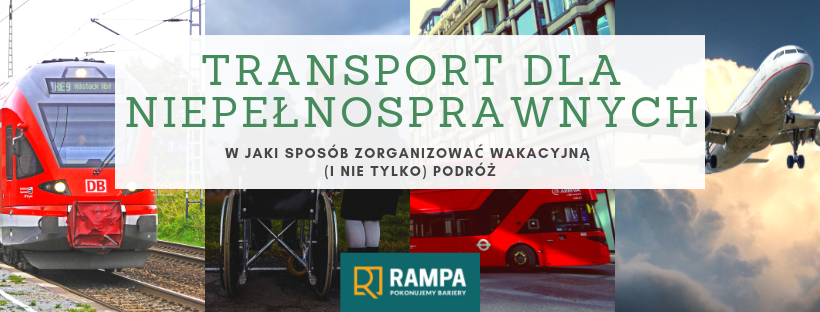 transport niepelnosprawnych
