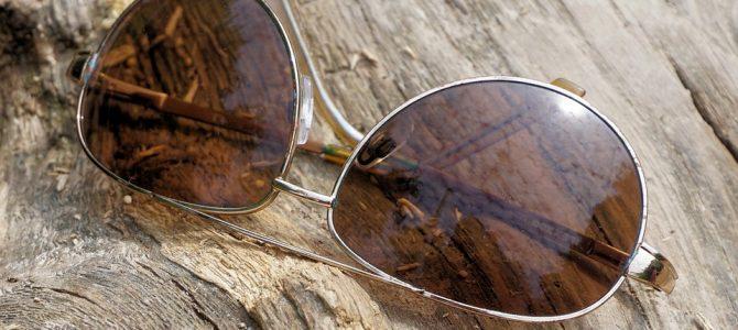 Latem okulary przeciwsłoneczne chronią przed wieloma chorobami