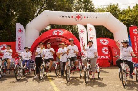 Pierwszy w historii Tour de Pologne przejazd osób niepełnosprawnych