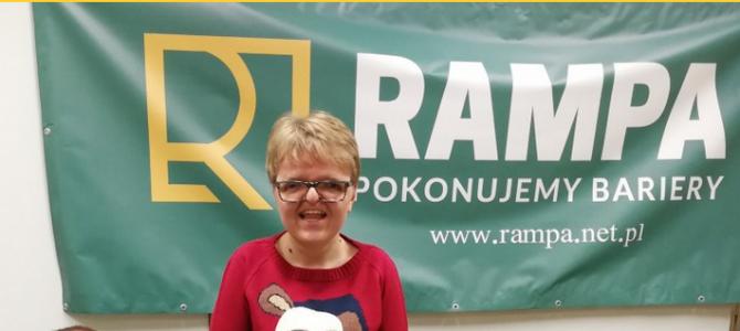 Zespół Aperta – Rampowiczka Ola: Cieszę się samodzielnością!