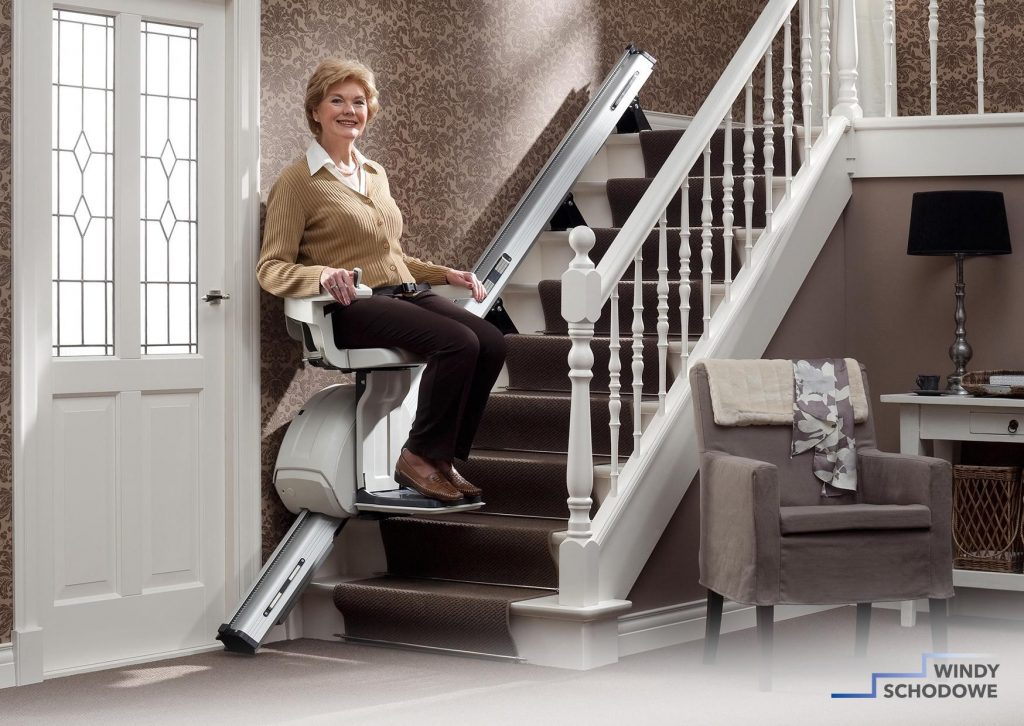 Krzesełko Homegilde na torze prostym