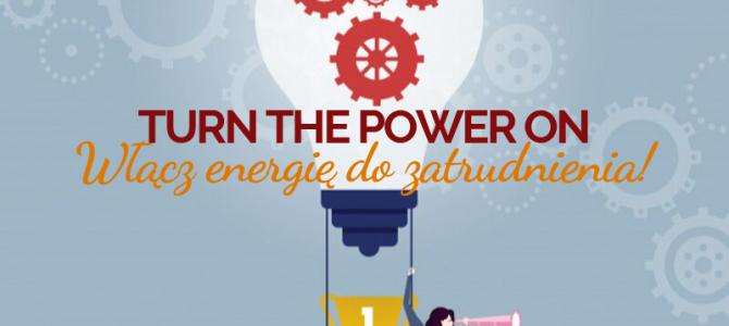 Włącz energię do zatrudnienia!  Program aktywizacji zawodowo-edukacyjnej dla osób młodych  z niepełnosprawnością.