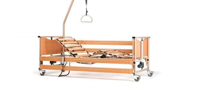 Łóżka rehabilitacyjne elektryczne LUNA Vermeiren