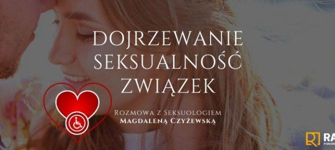 Dojrzewanie, seksualność i związki – wywiad z seksuologiem