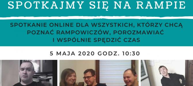 SPOTKAJMY SIĘ NA RAMPIE – Spotkanie online dla wszystkich