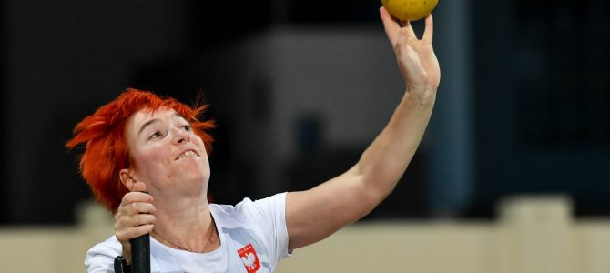 Joanna Oleksiuk – wielokrotna medalistka Mistrzostw Paralekkoatletycznych