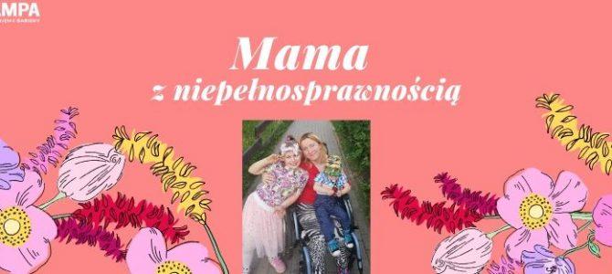 Mama z niepełnosprawnością