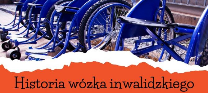 Niepełnosprawność zmotoryzowana – historia wózka inwalidzkiego