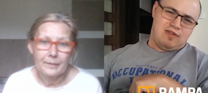Wywiad z mamą niepełnosprawnego Tobiasza z TobiFM – Wiolettą Carewicz