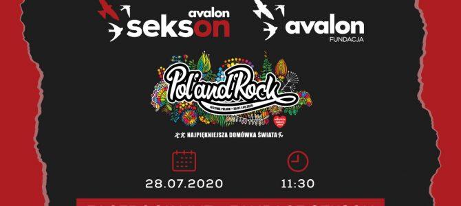 Warsztat o seksualności osób z niepełnosprawnością ruchową na Pol'and'Rock Festival 2020