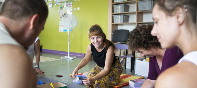 ARTETERAPIA – uczymy, jak wykorzystać sztukę w pracy z osobami z niepełnosprawnością