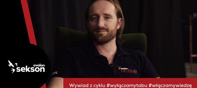 Cykl wywiadów ze specjalistami #WyłączamyTabu #WłączamyWiedzę