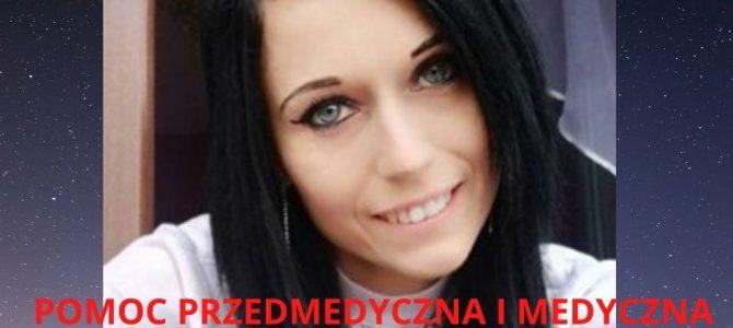 Pomoc przedmedyczna i medyczna – Ratownik medyczny Barbara Szott