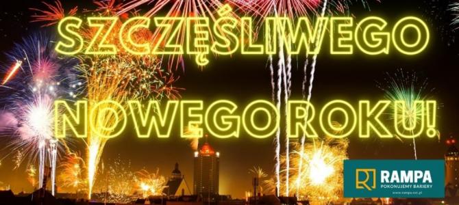 Szczęśliwego Nowego Roku 2021 !!