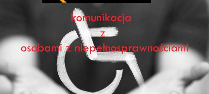 Komunikacja z osobami z niepełnosprawnościami