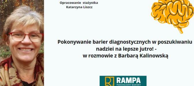 Poradnie Psychologiczno – Pedagogiczne, diagnostyka i orzecznictwo – Barbara Kalinowska