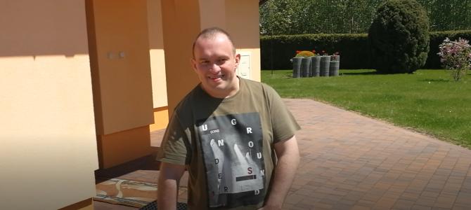Używam chodzika – Rampowicz Grzegorz
