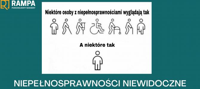 Niewidoczne niepełnosprawności
