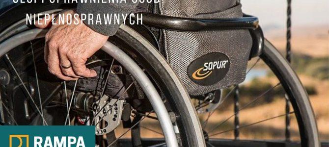 Ulgi i uprawnienia osób z niepełnosprawnościami