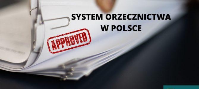 System orzecznictwa w Polsce
